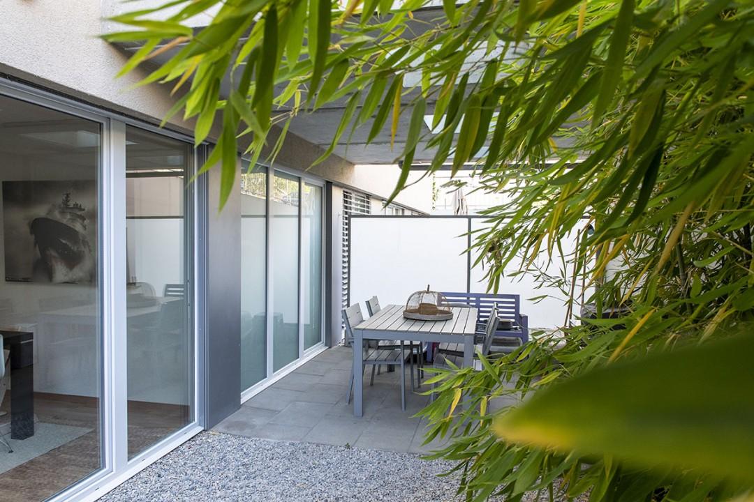 VENDU! Sublime duplex traversant avec jardin, patio, balcon. - 7
