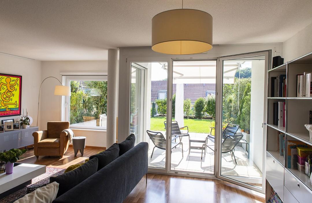 VENDU! Sublime duplex traversant avec jardin, patio, balcon. - 3