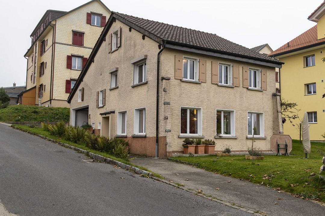 Einfamilienhaus mit Garten im Herzen des Dorfes Sainte-Croix - 12