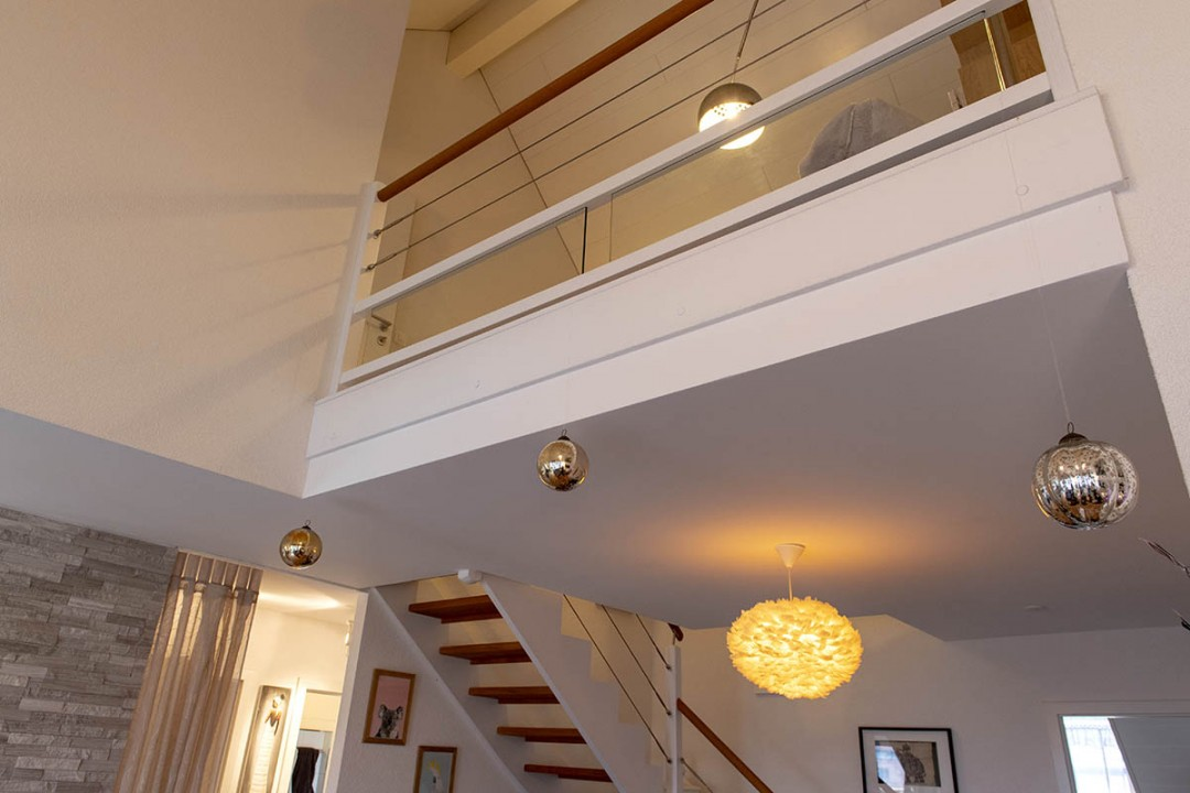 VENDU! Très beau duplex sous les combles avec balcon - 9
