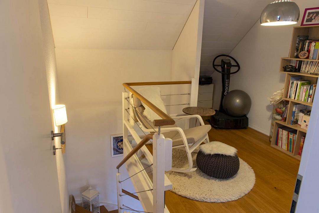 VENDU! Très beau duplex sous les combles avec balcon - 10