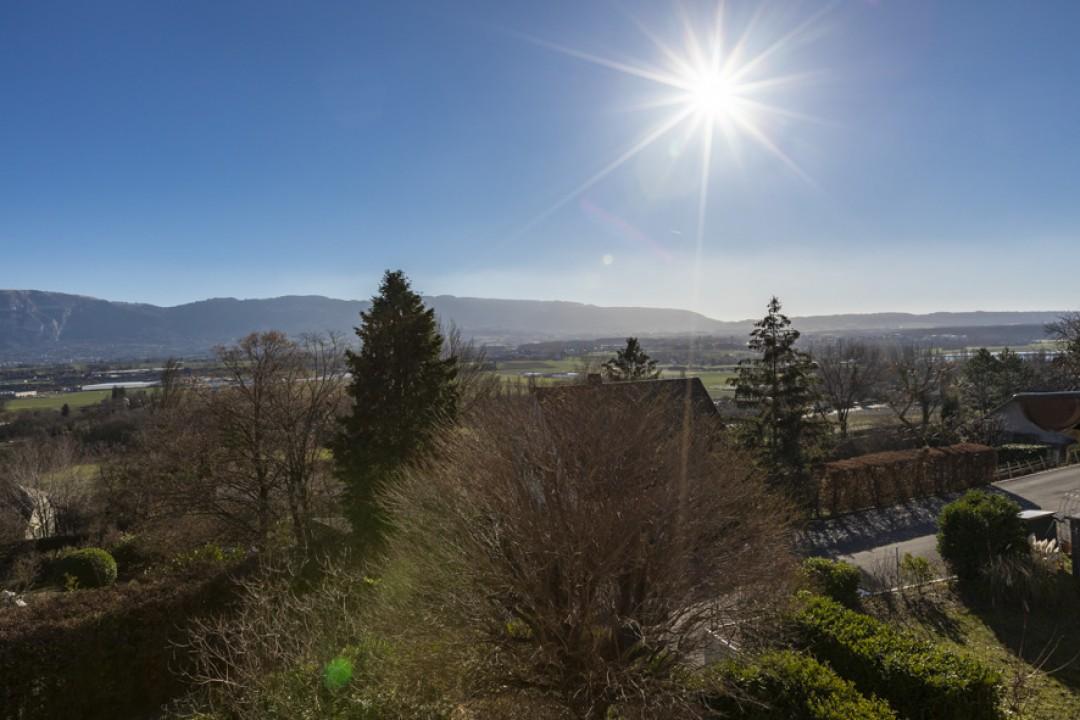 Splendida villetta a schiera con vista sul Salève - 3