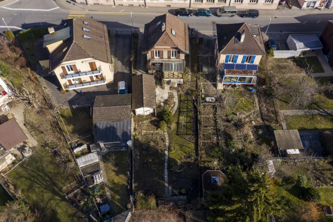 Einfamilienhaus mit viel Potenzial und grossem Garten - 11
