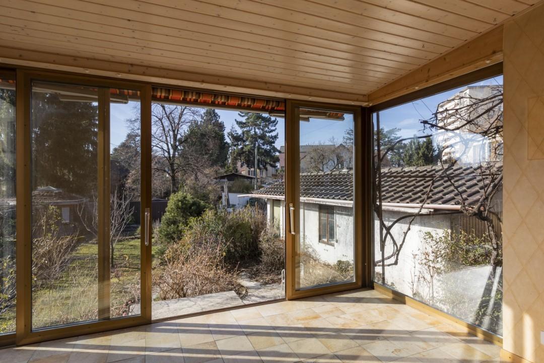 Einfamilienhaus mit viel Potenzial und grossem Garten - 2