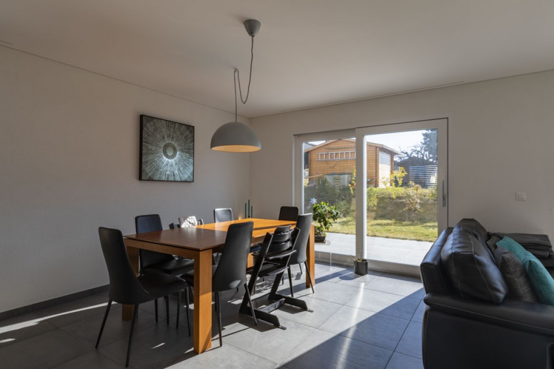 VENDU! Superbe villa individuelle avec jardin à 2 pas du LEB - 3