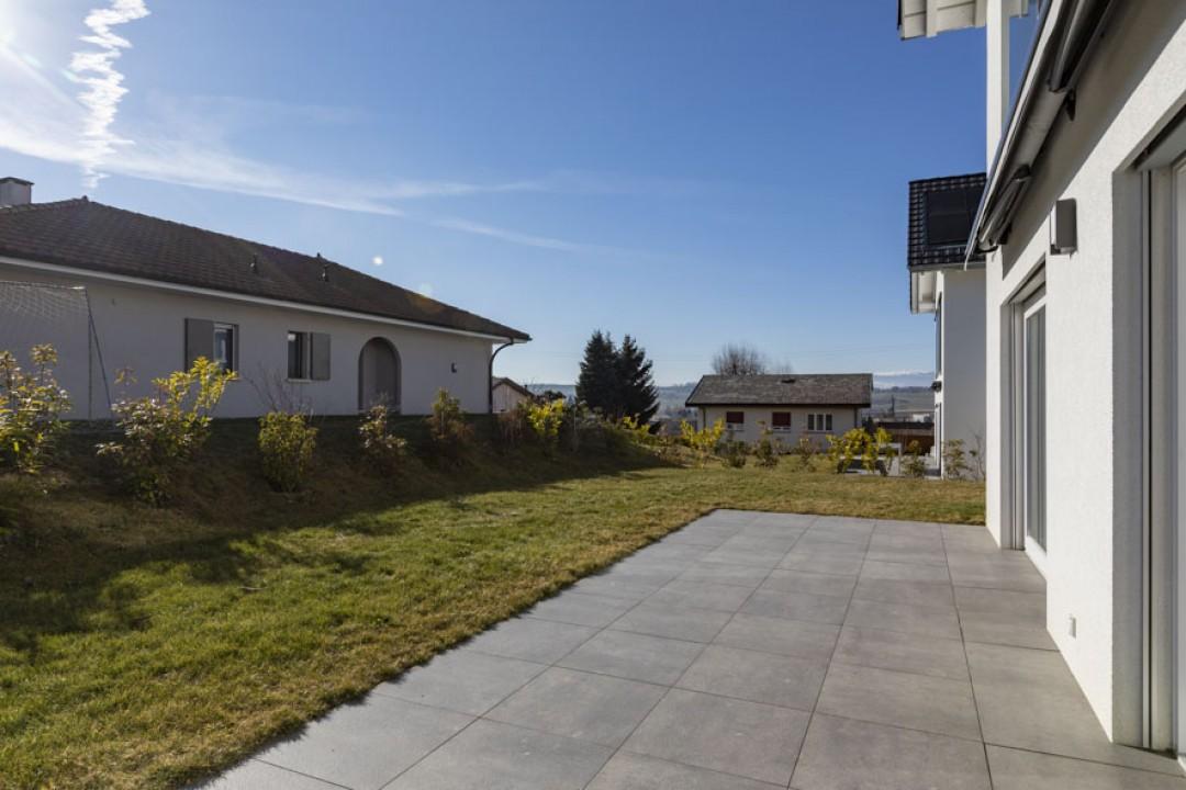 VENDU! Superbe villa individuelle avec jardin à 2 pas du LEB - 12