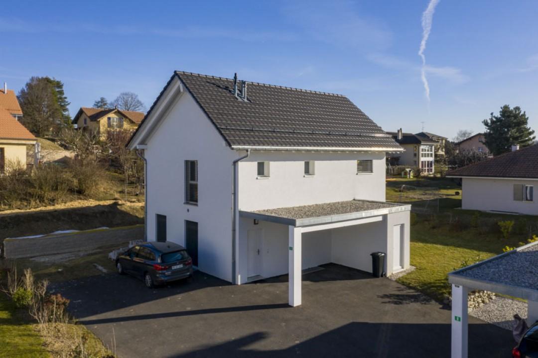 VENDU! Superbe villa individuelle avec jardin à 2 pas du LEB - 13