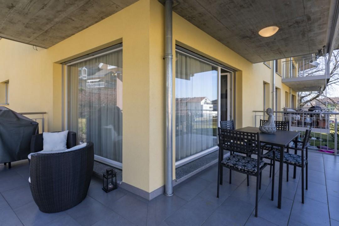 Très bel appartement traversant avec grande terrasse - 11