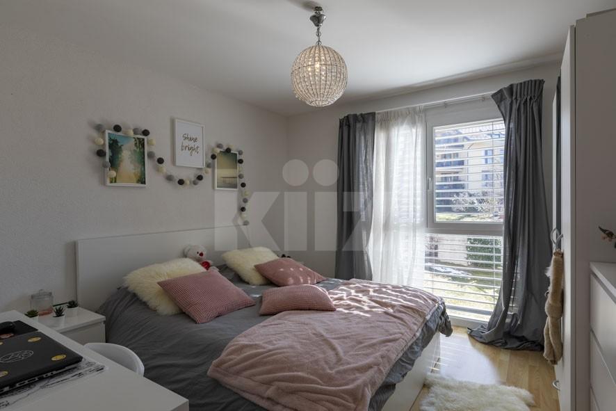 Sehr schöne helle Wohnung mit grossem Balkon - 7