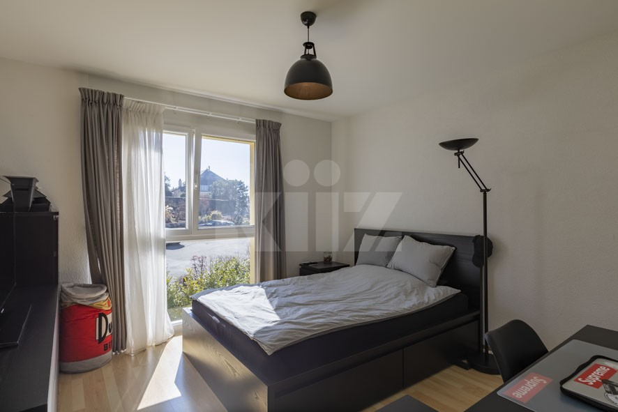 VENDU! Très bel appartement traversant avec grande terrasse - 8
