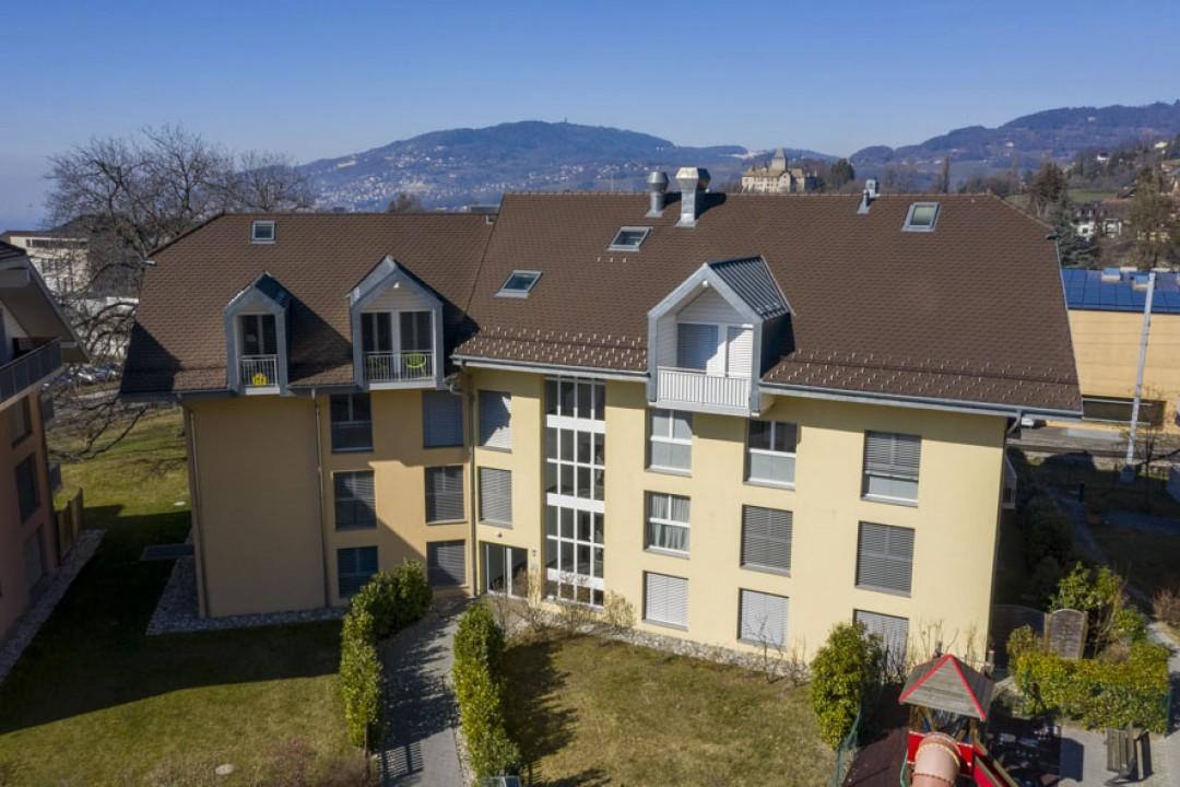 Très bel appartement traversant avec grande terrasse - 13