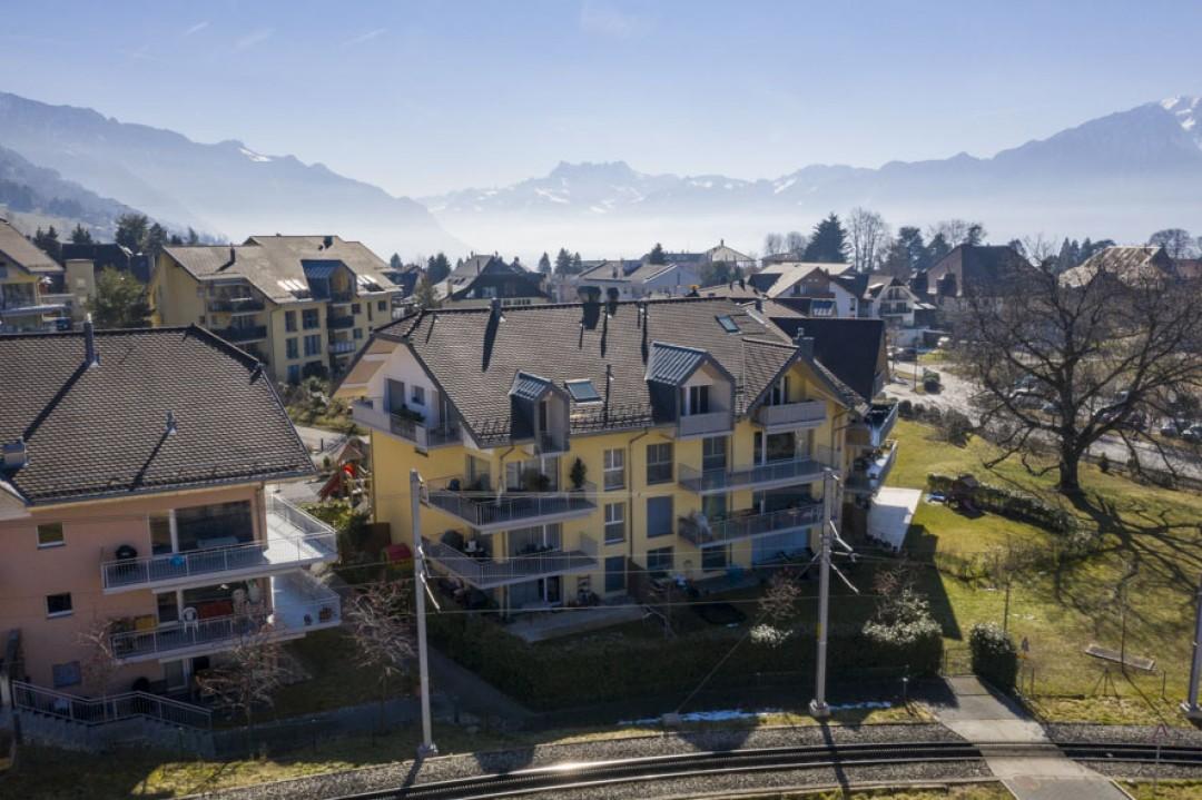 Très bel appartement traversant avec grande terrasse - 12