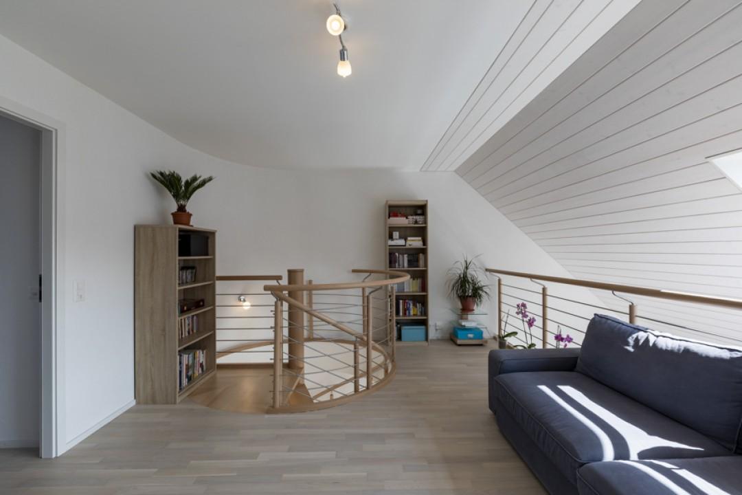 Maisonnette-Wohnung, neu und sehr hell - 4