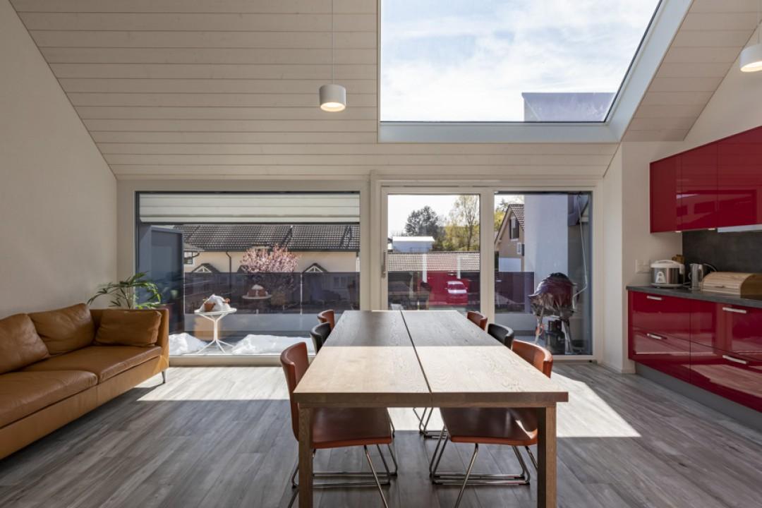 Maisonnette-Wohnung, neu und sehr hell - 1