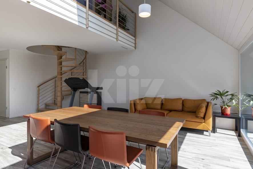 Maisonnette-Wohnung, neu und sehr hell - 3