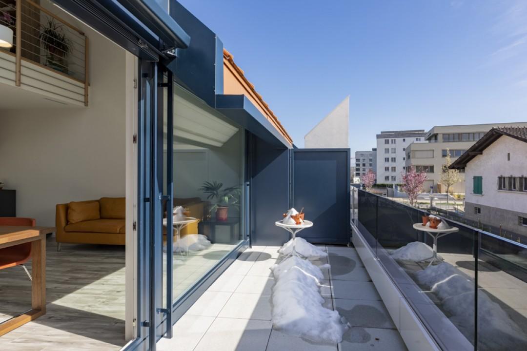 Maisonnette-Wohnung, neu und sehr hell - 6