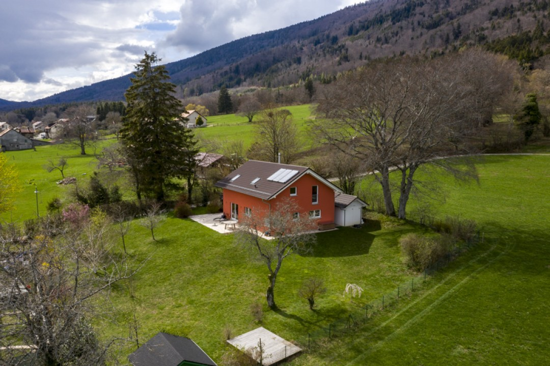 Reizendes Einfamilienhaus in ländlicher Umgebung - 13