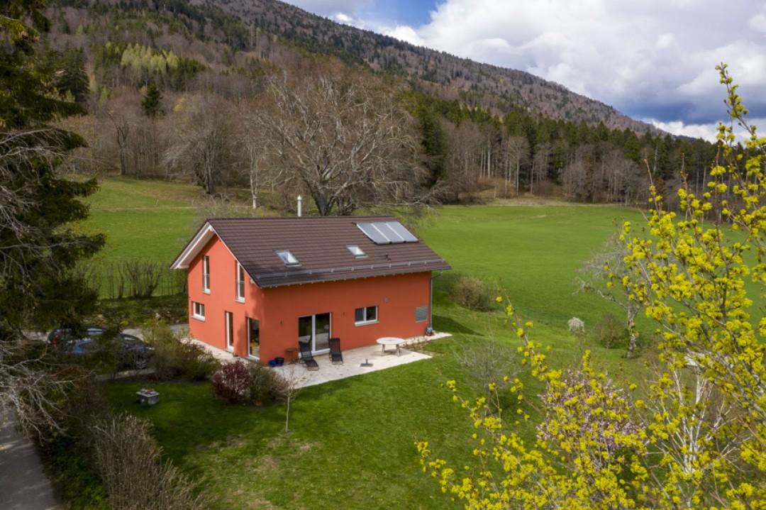 Reizendes Einfamilienhaus in ländlicher Umgebung - 1