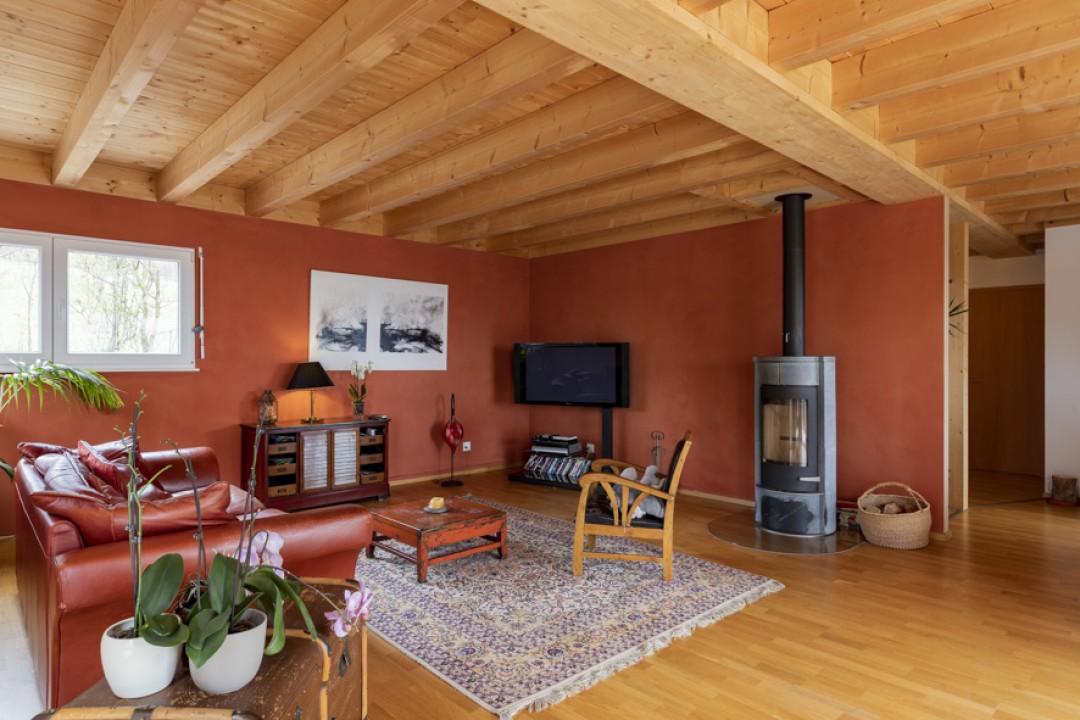 Reizendes Einfamilienhaus in ländlicher Umgebung - 2
