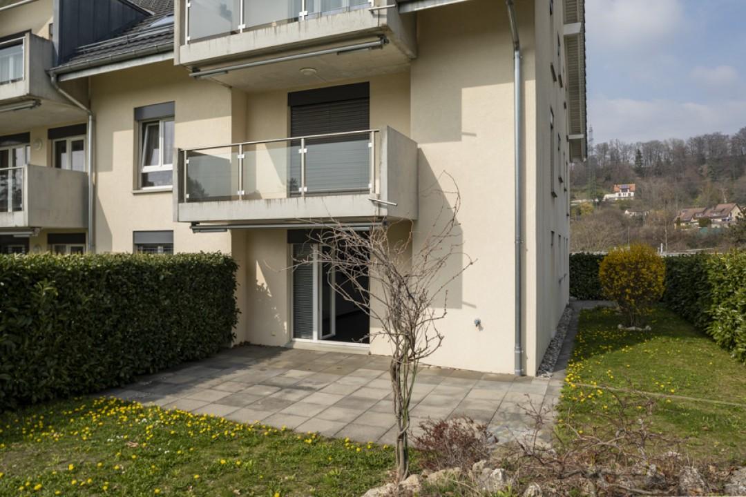 Grosszügiges Appartement mit Garten - 12