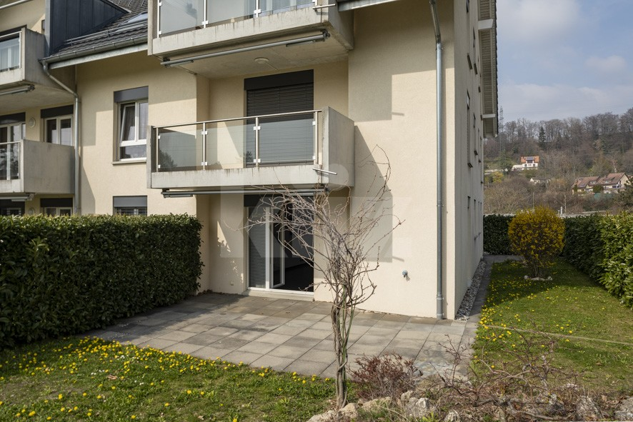 Bel appartement spacieux avec agréable jardin - 11