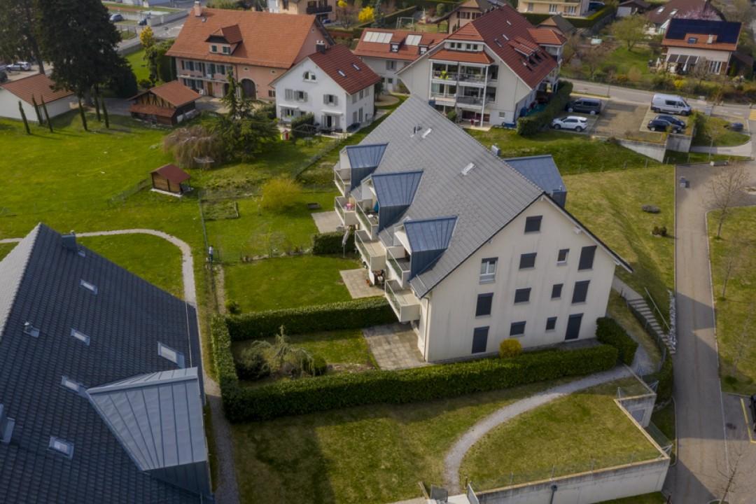 Grosszügiges Appartement mit Garten - 13