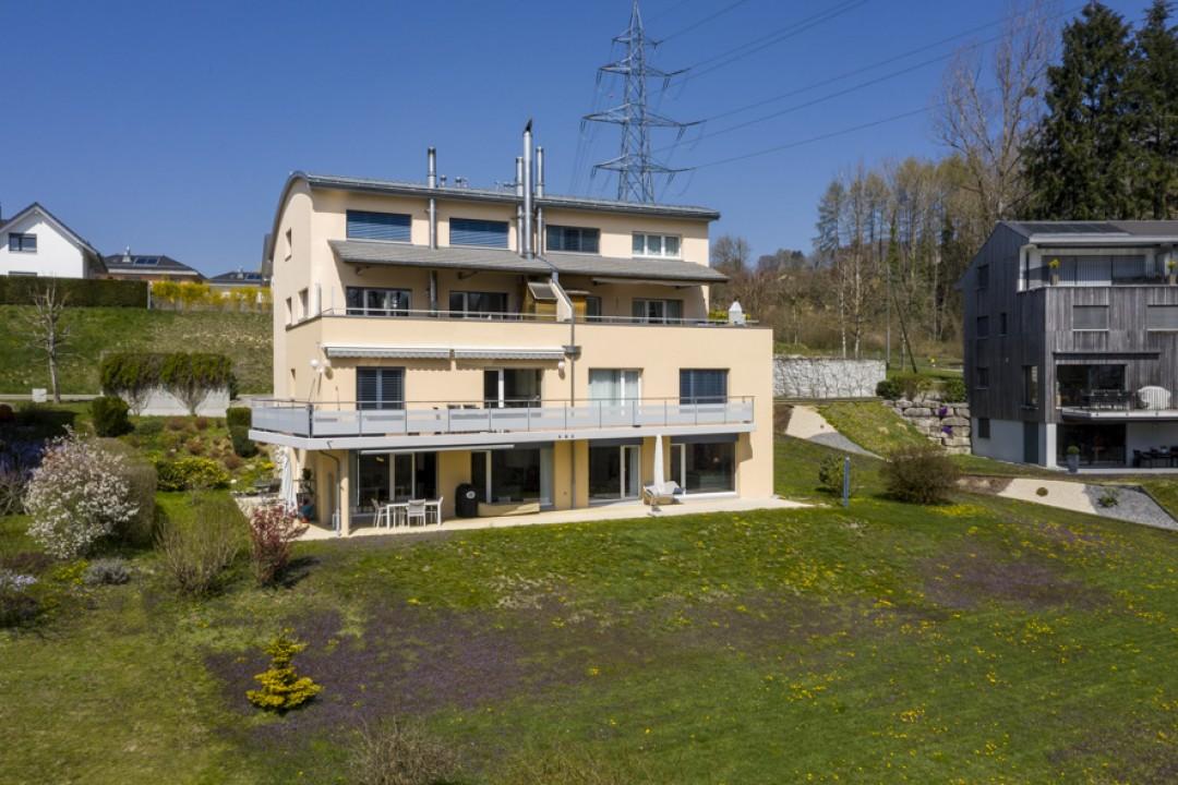 Très bel appartement contemporain avec jardin de 350 m2 - 11