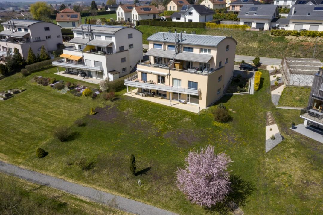 Très bel appartement contemporain avec jardin de 350 m2 - 12