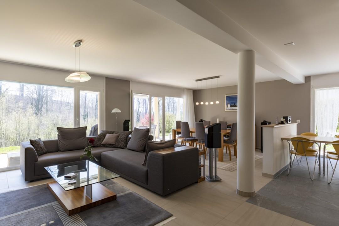 Très bel appartement contemporain avec jardin de 350 m2 - 2