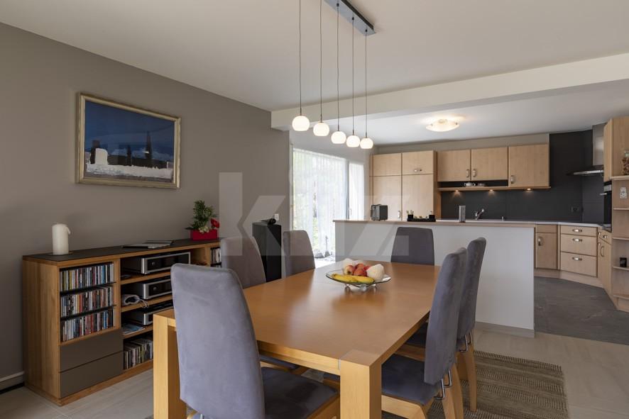 VENDU! Bel appartement contemporain avec jardin de 350 m2 - 7