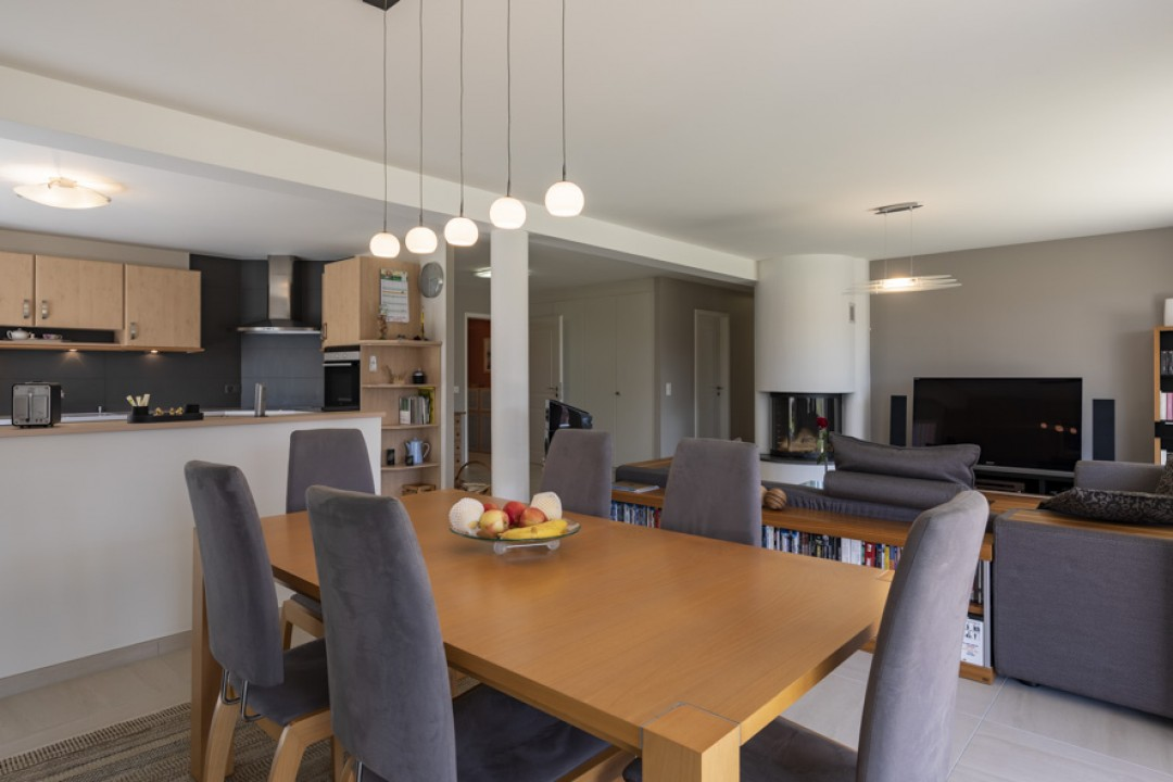 Très bel appartement contemporain avec jardin de 350 m2 - 6