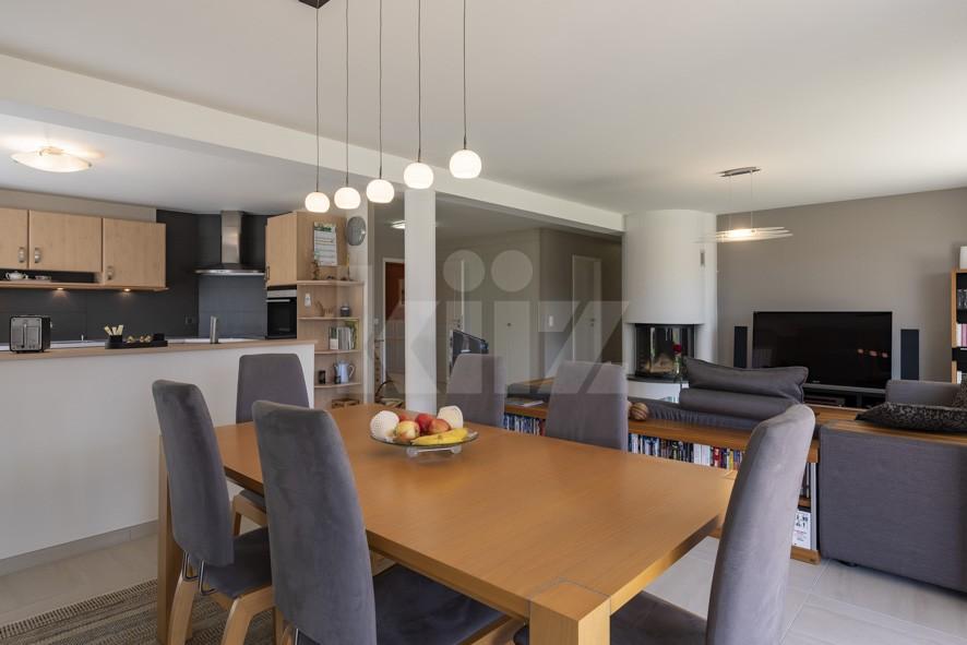 VENDU! Bel appartement contemporain avec jardin de 350 m2 - 6