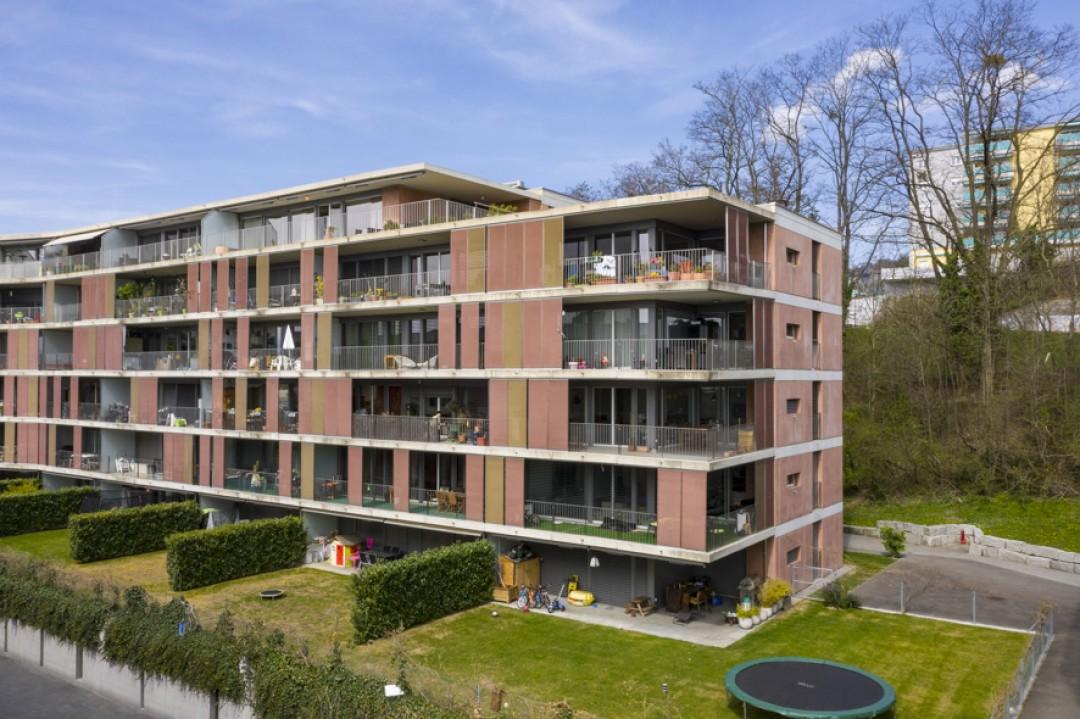 Herrliche Penthouse-Wohnung mit schöner Terrasse von 70m2 - 12