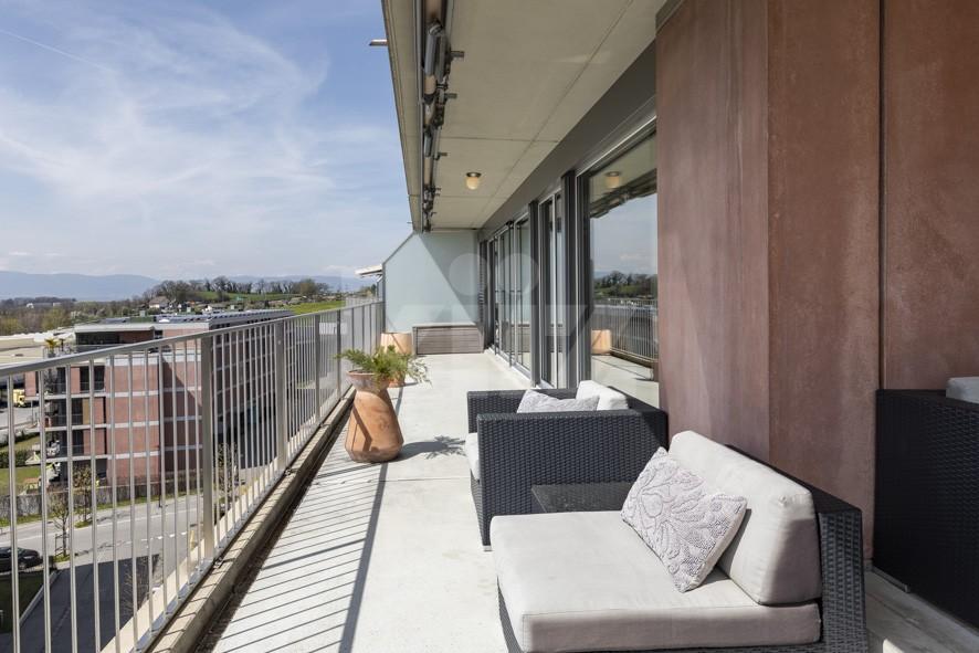 Appartement de rêve en attique, phénoménale terrasse de 70m2 - 2