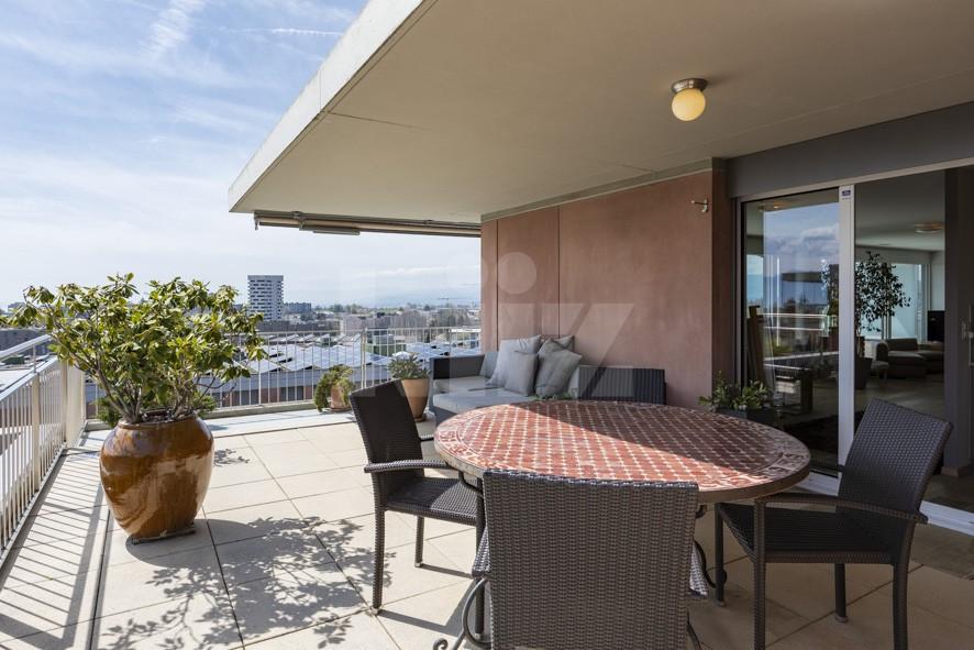 Appartement de rêve en attique, phénoménale terrasse de 70m2 - 1