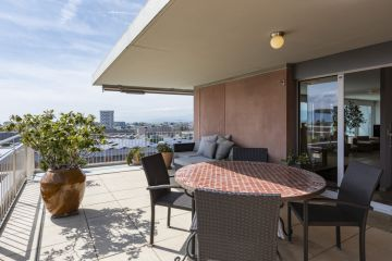 Appartement de rêve en attique, phénoménale terrasse de 70m2