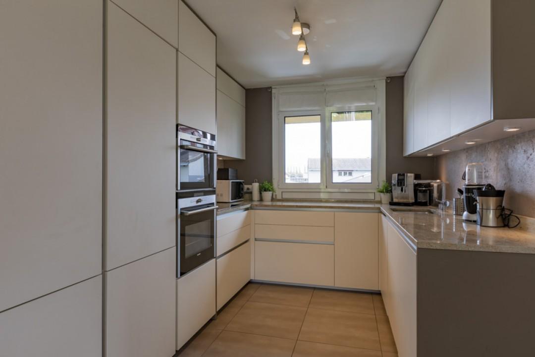 Schönes Doppeleinfamilienhaus mit uneinsehbarem Garten - 5