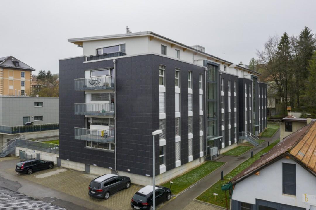 Moderne Wohnung mit optimalen Balkonflächen  - 13