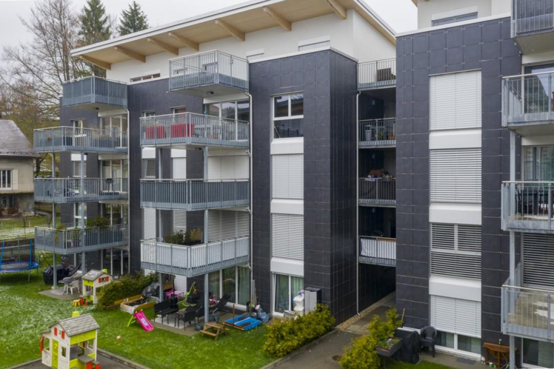Moderne Wohnung mit optimalen Balkonflächen  - 12