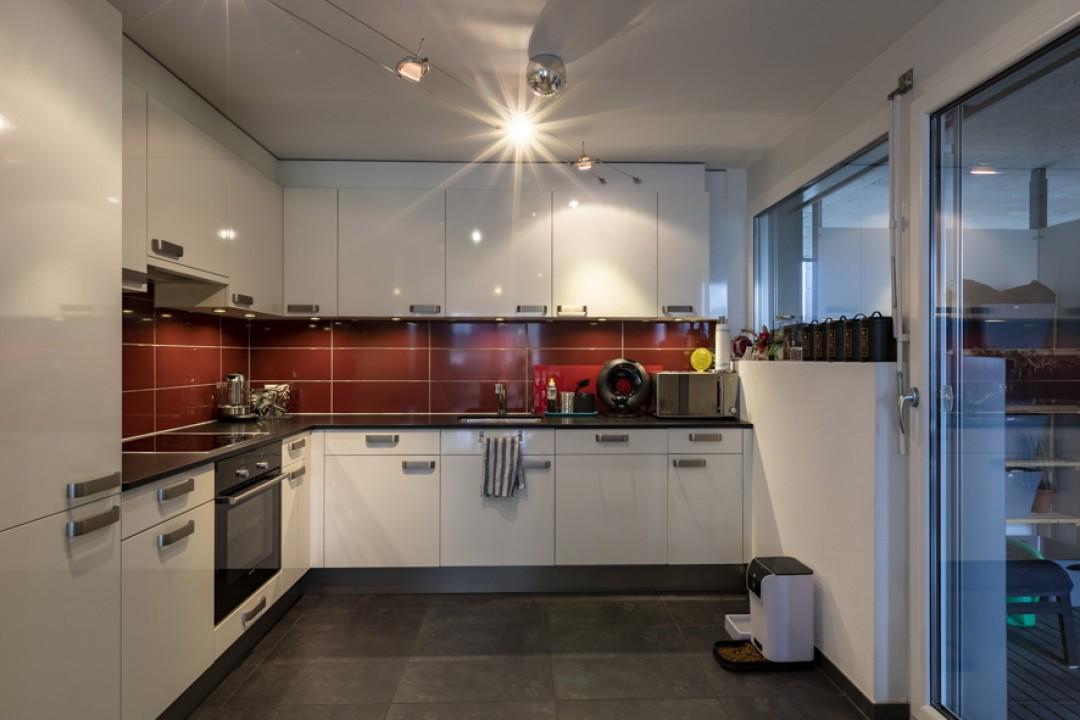 Moderne Wohnung mit optimalen Balkonflächen  - 4