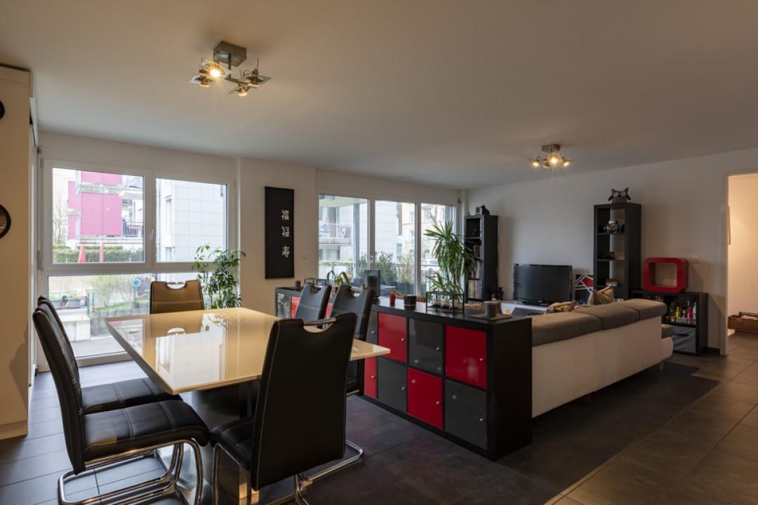 Moderne Wohnung mit optimalen Balkonflächen  - 3