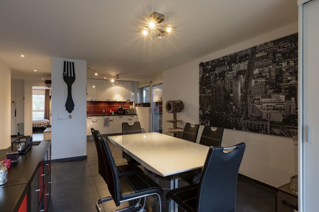 Moderne Wohnung mit optimalen Balkonflächen  - 2