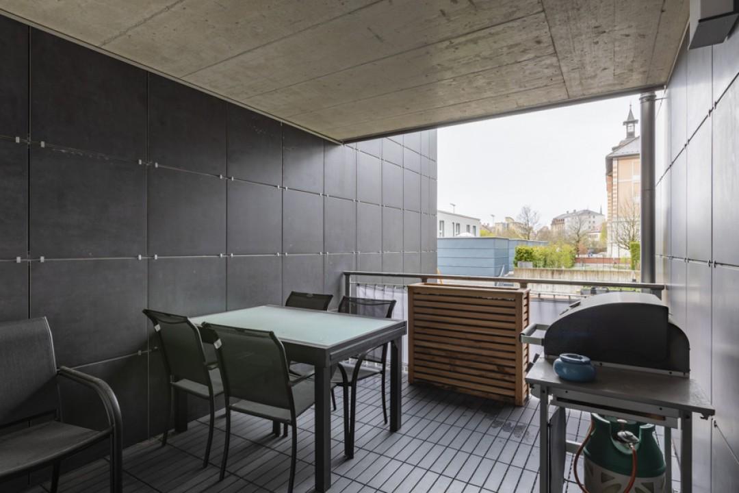 Moderne Wohnung mit optimalen Balkonflächen  - 10