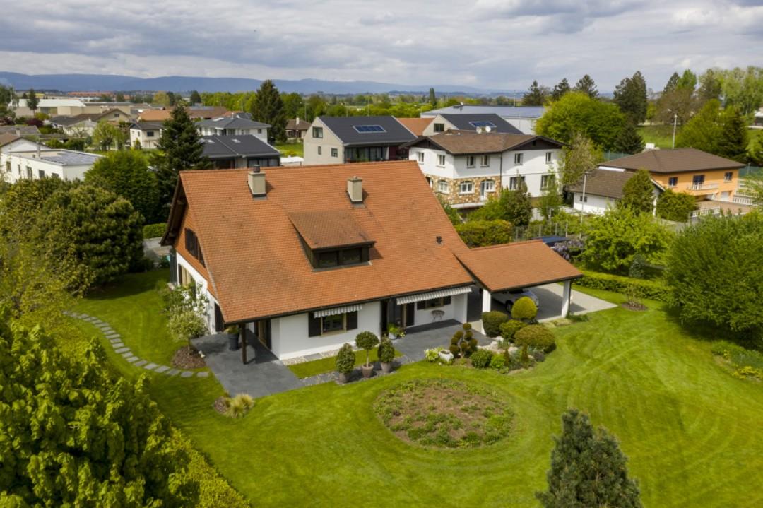 Splendide villa individuelle soigneusement rénovée avec goût - 13