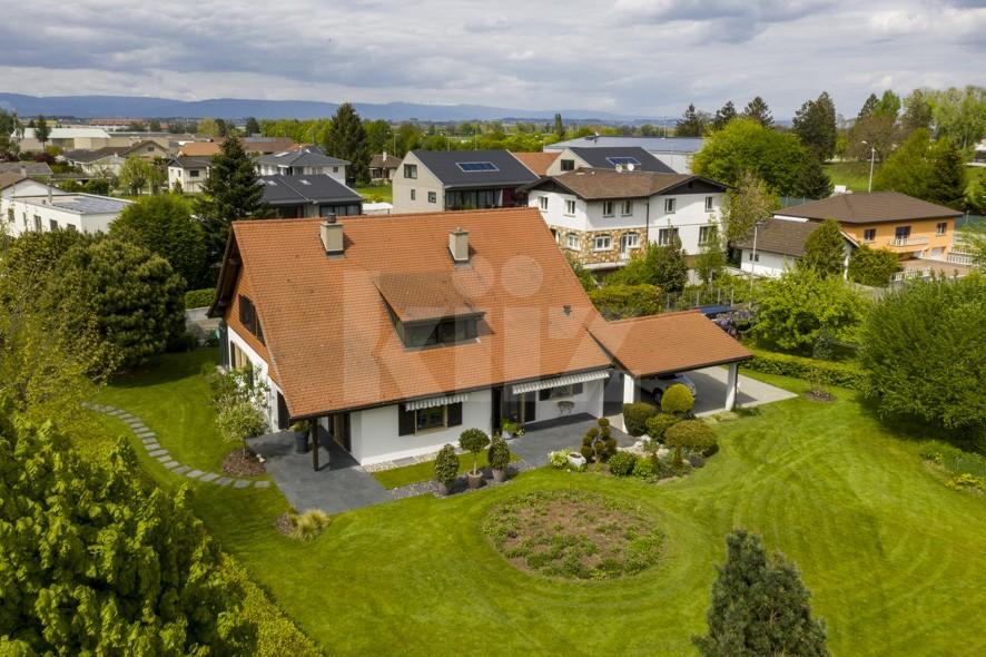 Freistehende Villa, mit Sorgfalt und Geschmack renoviert - 13