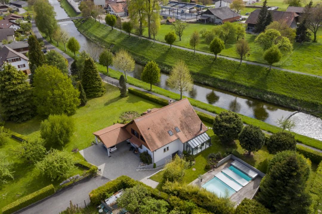 Freistehende Villa, mit Sorgfalt und Geschmack renoviert - 1