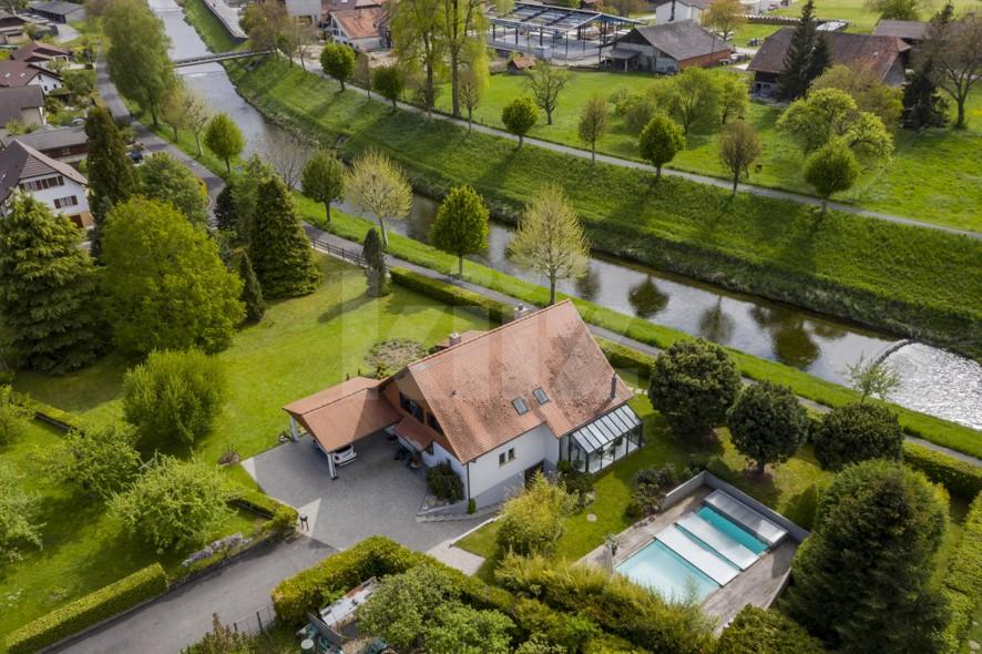 VENDU! Splendide villa soigneusement rénovée avec goût - 1