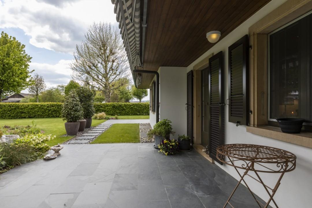 Freistehende Villa, mit Sorgfalt und Geschmack renoviert - 12