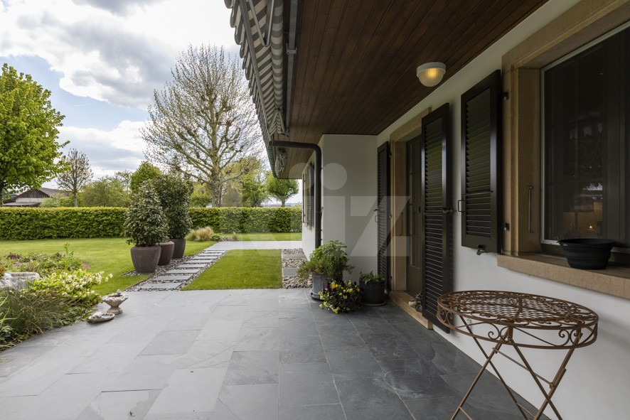 VENDU! Splendide villa soigneusement rénovée avec goût - 12