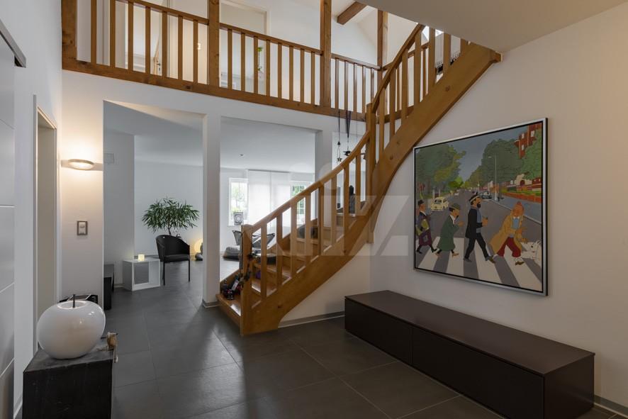 Freistehende Villa, mit Sorgfalt und Geschmack renoviert - 2